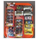 Lot Assorted 1:64 Nascar Cars