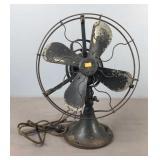 Vintage Metal Fan - Untested