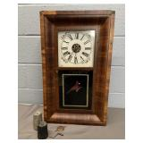 Antique George Marsh Ogee Clock