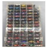 68x 1:64 Nascar Cars In Case
