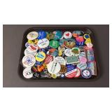 Vintage Travel Pins