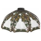 18 in. Handel Overlay Yellow Rose Lamp Shade