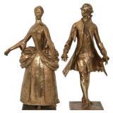 Pr. Bronze C. Ceribelli Sculptures