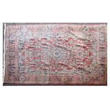 Lg Room Size Sarouk Oriental Rug