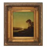 19th Century Unsigned Hudson River School