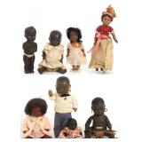 8 Black Character Dolls