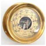 Chelsea Aneroid Marine Barometer