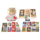 Ted Williams, Red Sox Ephemera Lot