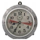 Seikosha Japanese Naval Ships Clock