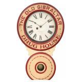 Baird Pharmaceutical Advertising Clock