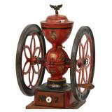 Enterprise Mfg. Co. Cast Iron No. 7 Coffee Grinder