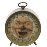 Friendship Plug Animated Advertising Clock