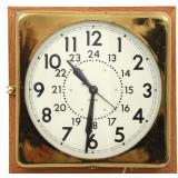 Large Chelsea Wall Hanging Clock