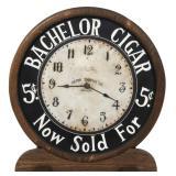 Baird Counter Top Cigar Advertising Clock