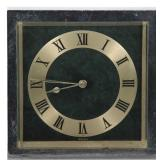 Bronze Chelsea Desk Clock