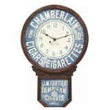 Rare Baird, Evanston Advertising Wall Clock