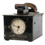 The Baird Time Stamp Clock
