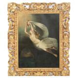 """Oil On Canvas - Goddess """"Iris"""""""