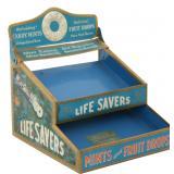 Life Savers Advertising Store Display