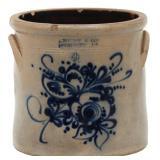 J. Norton & Co. Stoneware Crock