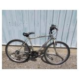 MENS GREY ARASHI MOUNTAIN BIKE