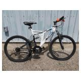 MENS WHITE NEXT MOUNTAIN BIKE