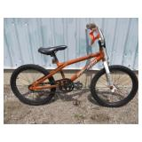 CHILDS ORANGE MAGNA BIKE