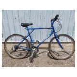 MENS BLUE GT TAHERA BIKE
