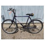 MENS PURPLE RENEGADE MOUNTAIN BIKE