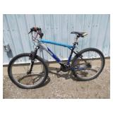 MENS GREY GT MOUNTAIN BIKE