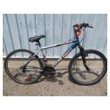 MENS BLUE FREESPIRIT BIKE