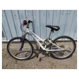 LADIES WHITE NAKAMURA BIKE