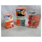 Terro Wasp & Fly Traps And Terro Fruit Fly Trap