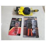 50pc Crimping Tool Set, Mini Clamps, Corner Clamp
