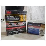 3m Wall Repair Kit & 6 Multi Sand Pads
