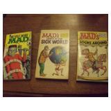 3 Mad  Paperbacks