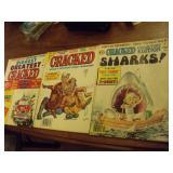 3 Cracked Magazines
