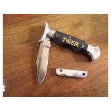 Tiger Jack Knife