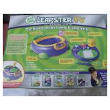 Leapster Tv Learnig System