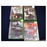 4 Xbox Games