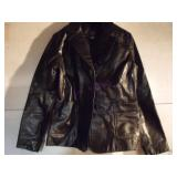Womans Soft Leather  Jacket