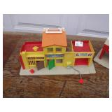Fisher Price Buildings