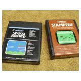 Stampede and Space Jockey Games