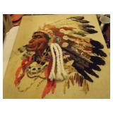 Indian Art Piece
