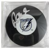 Signed Darcy Tucker Puck