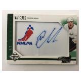 Matt Clark 2012 Panini Autographed Jersey Card