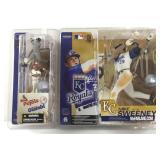 2 New In Box McFarlane MLB Figures