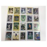 20 Assorted 1980s & 1990s Blue Jays Cards