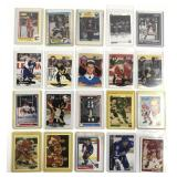 20 Assorted 1980-90s NHL Trading Cards