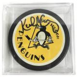 Signed Keith McCreary Puck